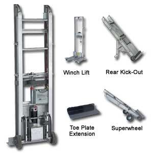 Alexandria Gun Safe Movers Stair Climber